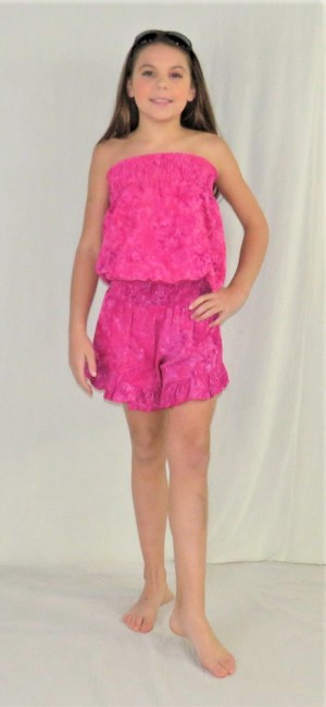NEW!!  Girls Kadynce Romper